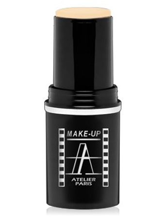 Make-Up Atelier Paris Clear Stick Foundation ST1NB beige Тон-стик 1NB нейтральный бледно-бежевый