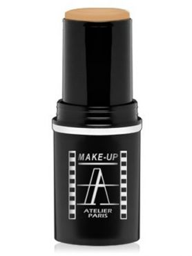 Make-Up Atelier Paris Clear Stick Foundation ST3NB Beige medium Тон-стик 3NB нейтральный натуральный бежевый