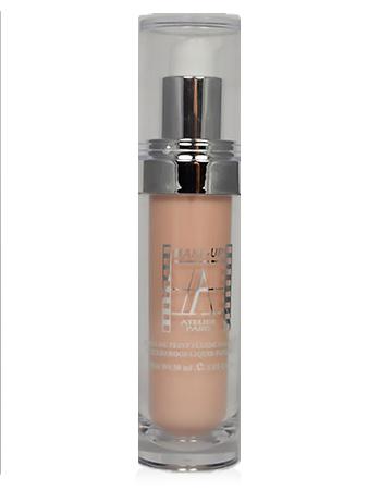 Make-Up Atelier Paris Fluid Foundation FLWP Тон-флюид водостойкий P фарфоровый
