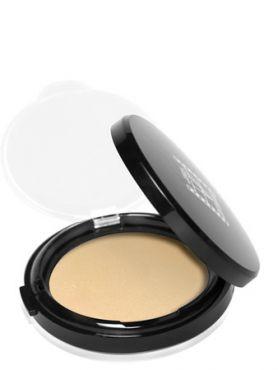 Make-Up Atelier Paris HD Powder Foundation Gilded TCHD2Y Clear ochre Тон компактный с зеркалом HD 2Y светло-золотистый