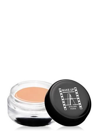 Make-Up Atelier Paris Gel Concealer Apricot CGA3 Apricot medium Гель-камуфляж А3 абрикосовый (золотистый тон)