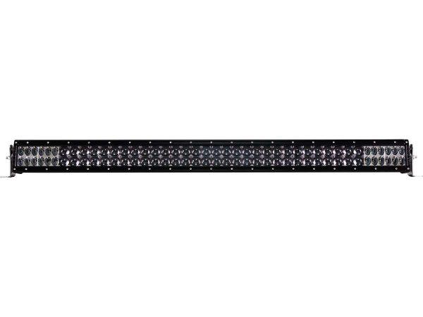 """Двухрядная светодиодная балка Rigid Industries 38"""" Е2-Серия (76 светодиодов) Комбинированный свет (Водительский/Сверхдальний)"""