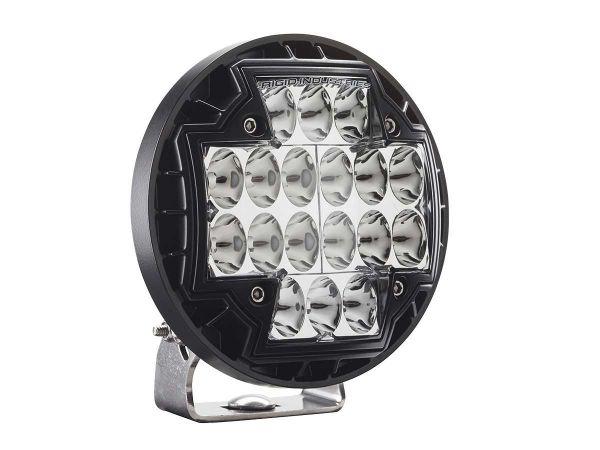 Круглая светодиодная фара Rigid Industries R2-46 Серия (18 светодиодов) Водительский свет