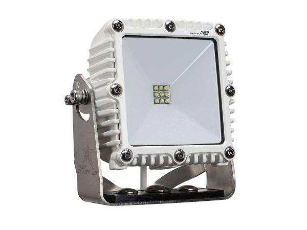 Светодиодная фара промышленного освещения Rigid Industries SL-серия 4х4 115°  Белый корпус