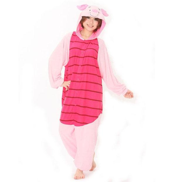 Пижама Кигуруми Пятачок_01