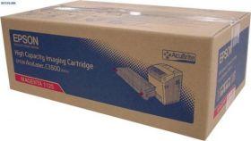 C13S051125  Тонер-картридж  оригинальный EPSON пурпурный для AcuLaser C3800