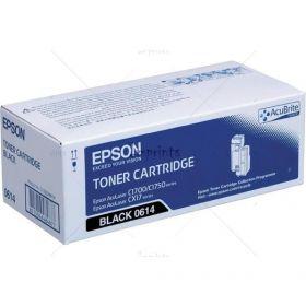 Тонер-картридж EPSON черный для AcuLaser C1700/C1750/CX17