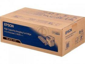 C13S051165  Тонер-картридж  оригинальный  EPSON черный для AcuLaser C2800