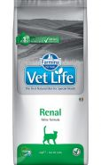 Farmina Vet Life Cat Renal - Диета для кошек при почечной недостаточности (400 г)