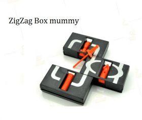 ZigZag Box mummy Коробочка с мумией