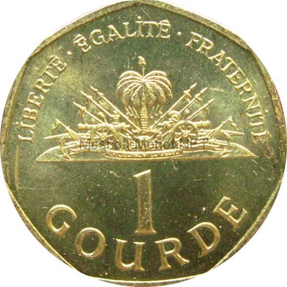 Гаити 1 гурд 2011 г.