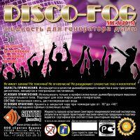 DISCO FOG Medium Жидкость для дымогенератора 5 л.
