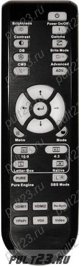 OPTOMA BR-3058B, HD83, HD8300