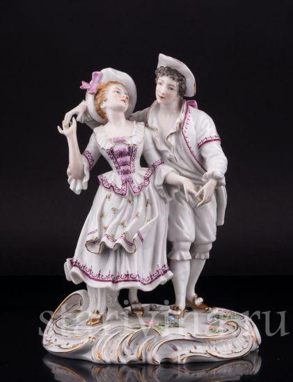 Изображение Танцующая пара, Dressel, Kister & Cie, Германия, нач. 20 в
