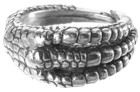 Кольцо FRANCK-HERVAL. Коллекция MARABOUT