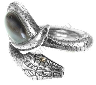 Кольцо FRANCK-HERVAL разъёмное. Коллекция MARABOUT