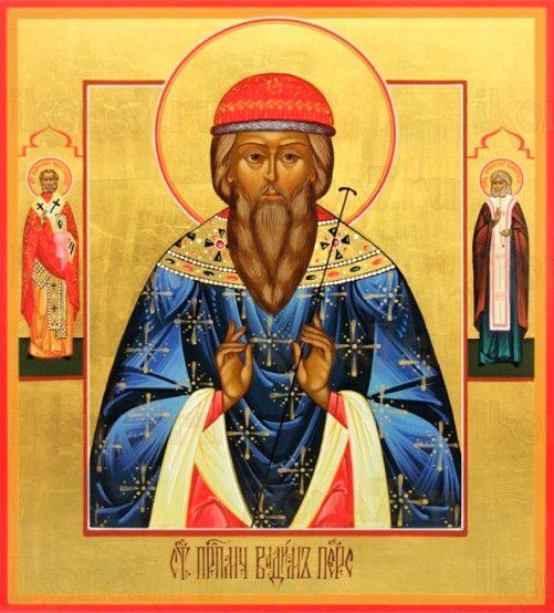 Вадим Персидский (рукописная икона)