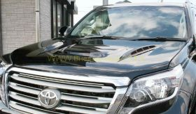 Капот тюнинг для Toyota Land Cruiser Prado 150  -