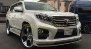 Аэродинамический обвес Elford для Toyota Land Cruiser Prado 150 2013 -