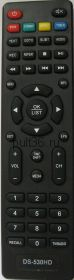 Пульт ДУ DVB-T2 Delta Systems DS-530HD DS-910HD пр-ль КНР