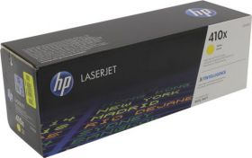 Картридж оригинальный HP 410X Black LaserJet (CF410X)  увеличенной емкости