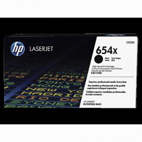 CF330X  Kартридж   оригинальный  HP 654X High Yield Black LaserJet
