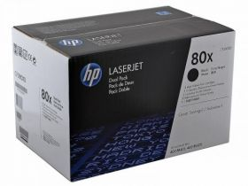 CF280X  Картридж  оригинальный HP 80X Black LaserJet 6900 копий
