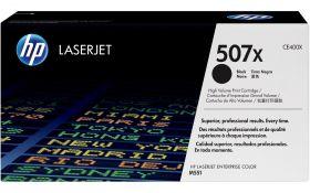 CE400X  Картридж  оригинальный  HP 507X LaserJet, черный