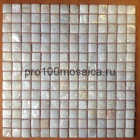 MBK209 Мозаика из перламутра серия PERLMUTTER, 305*305*4 мм