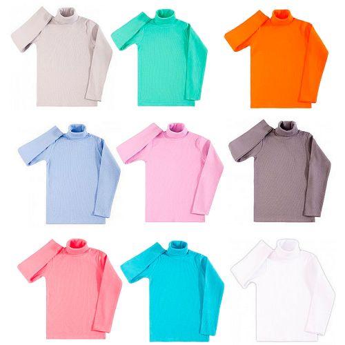 Цветные водолазки Bonito 8-12 лет BK012V