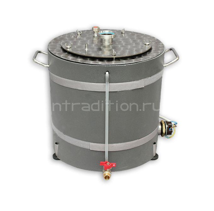 Куб для дистилляции/ректификации ХД/3-37ВСМ-3000