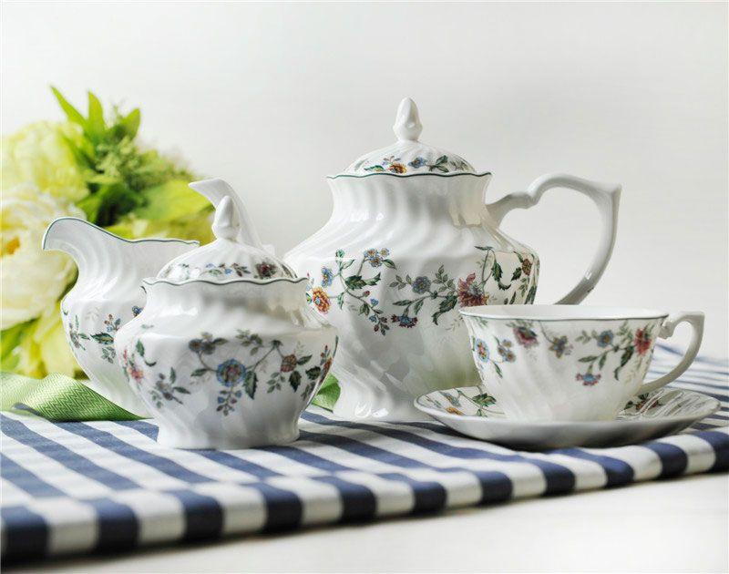 "Чайный сервиз на 6 персон ""Шарман"", 15 пр."