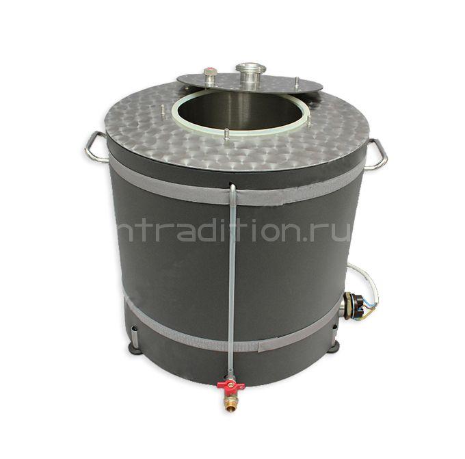 Куб для дистилляции/ректификации ХД/3-71ВСМ-3000