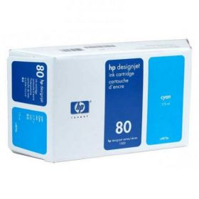 C4872A  Картридж  оригинальный  Hewlett-Packard (синий) 175ml