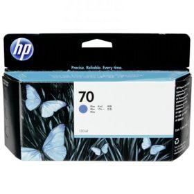 C9458A  Картридж оригинальный    HP 70 Ink Cartridge Blue