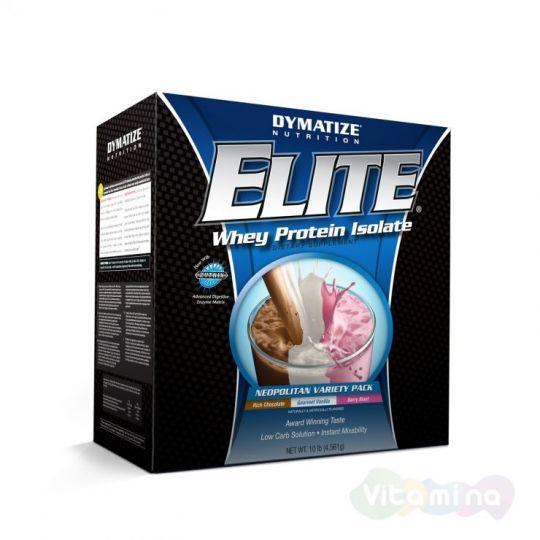 Протеин Elite Whey 10 lb (4.53 кг)