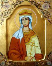 Валерия, царица (рукописная икона)