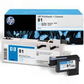 C4954A  Печатающая головка  оригинальная  Hewlett-Packard № 81  синий