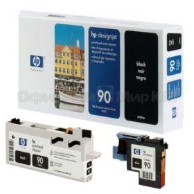 C5054A Печатающая головка  оригинальная  Hewlett-Packard 90 Black