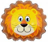 """Большая голова льва, 29""""/ 74 см"""