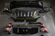 Комплект рестайлинга Toyota Land Cruiser Prado 150 2010 - в Land Cruiser Prado 150 2013 -