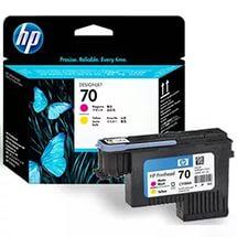 C9406A  Печатающая головка  оригинальная   HP 70 Magenta + Yellow printhead