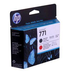C9409A  Печатающая головка  оригинальная  HP 70 Matte Black + Red printhead