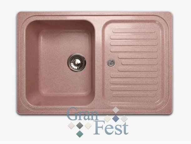 Мойка кухонная Granfest Standart GF-S780L