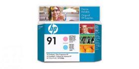 C9462A  Печатающая головка  оригинальная  HP 91 Light Magenta & Light Cyan PH