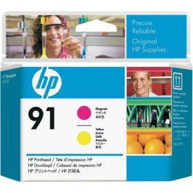 C9461A  Печатающая головка  оригинальная  HP № 91 Magenta & Yellow