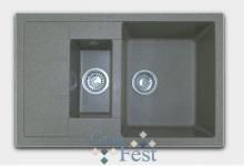 Мойка кухонная Granfest Quadro GF-Q775KL