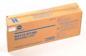 A0DE0HF Блок барабана оригинальный Konica-Minolta синий IU-211C