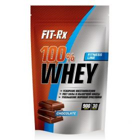 FIT-Rx 100% Whey (900 гр.)