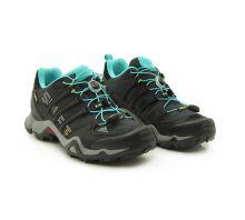 Женские кроссовки adidas Terrex Swift R Gore-Tex чёрные